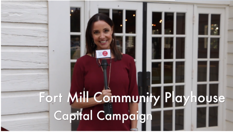 Fort Mill Community Playhouse Capital Campaign Kickoff