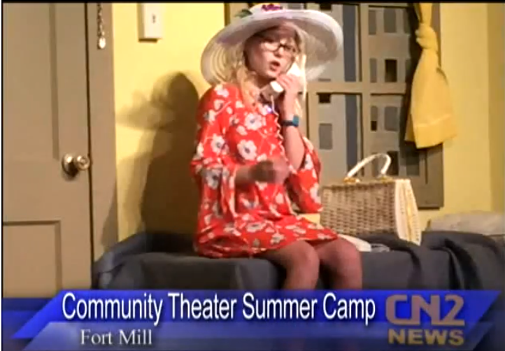 Fort Mill Playhouse Summer Camp
